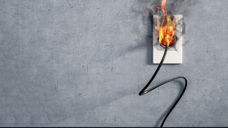 Do You Have Any of These 10 Home Fire Hazards Where You Live?